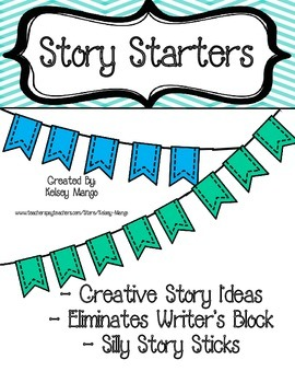 Creative Writing-Story Starters