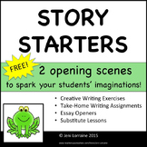Story Starters - FREE