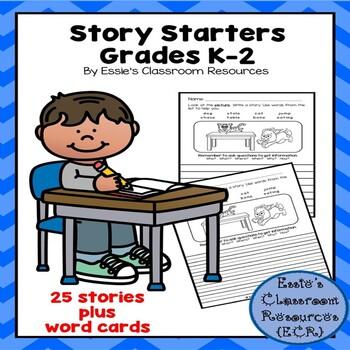 Story Starters K-2