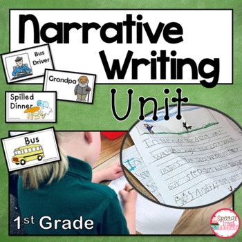 Narrative Writing Unit Writer's Workshop