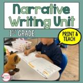 Narrative and Personal Narrative Writing Unit