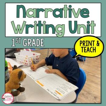 Narrative Writing : Story Starters