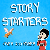 Story Starters for Creative Writing
