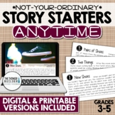 Story Starters: ANYTIME {Not Your Ordinary Writing Prompts!}