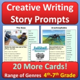 Story Starters Creative Writing Prompts With Photos Set 2