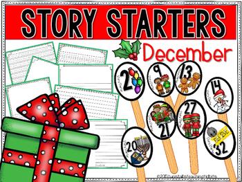 Story Starters December