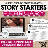 Story Starters: FEBRUARY {Not Your Ordinary Writing Prompts!}