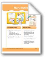 Story Starters (File Folder Center)