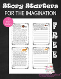 Story Starters For The Imagination- FREE
