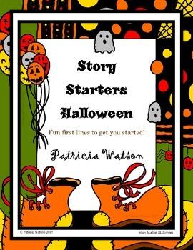 Creative Writing Halloween Story Starters: Fun writing pro
