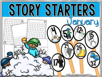 Story Starters January
