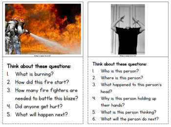 Story Starters - 180 Photographic Creative Writing Prompts - 4 versions!