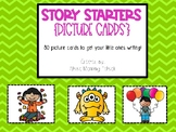 Story Starters {Picture Cards}