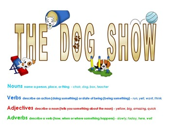 Story Starters - The Dog Show