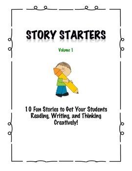Story Starters: Volume 1