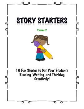 Story Starters: Volume 2