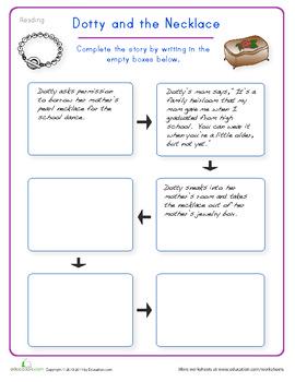Story Starters Workbook