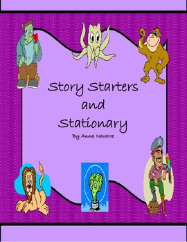 Story Starters and Stationary