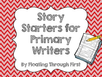 Story Starters for Primary Writers