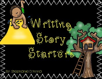 Story Starters for Struggling Writers