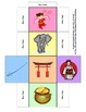 Story Starters - make your own asian adventure  with a set of 24 ideas on 4 dice