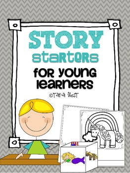 Story Starters {roll a story}