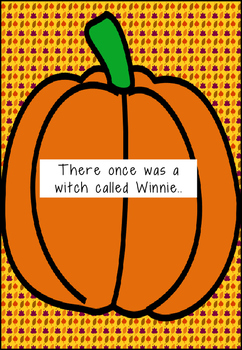Story Starts for Hallowe'en