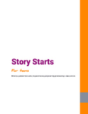 Story Starts for Teens