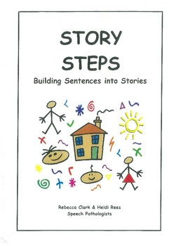 Story Steps - Building Sentences into Stories