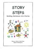 Story Steps - Building Sentences into Stories