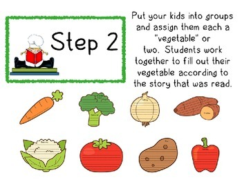 Story Stew Comprehension Lesson