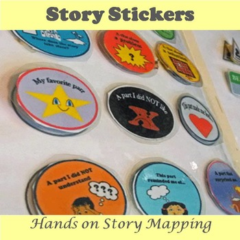 Hands on Story Mapping with Story Stickers