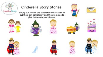 Story Stones Fairytales