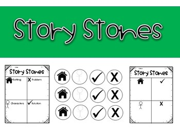 Story Stones (Wit and Wisdom Strategy)