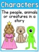 Comprehension Skill: Story Structure: 10 Printable {No Prep!} Activities
