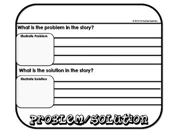 Story Structure Flip Book (Story Elements)