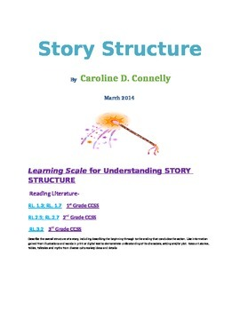 Story Structure Learning Scale