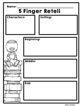 Story Structure Maps