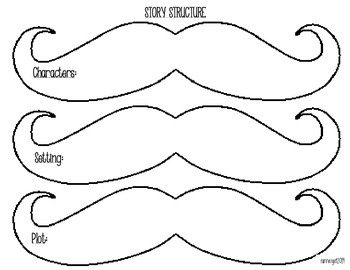 Story Structure Mustaches