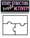 Story Structure Puzzle Activity