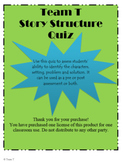 Story Structure Quiz