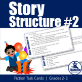 Story Structure Task Cards 2 (Character, Setting, Plot)
