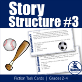 Story Structure Task Cards 3 (Character, Setting, Plot)