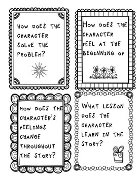 Story Structure Tasks