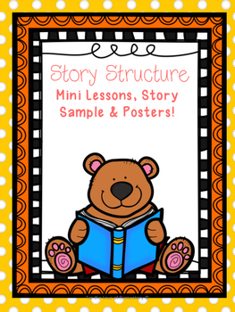 Story Structure Teaching with Movement