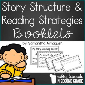 Story Structure and Reading Strategies Booklets