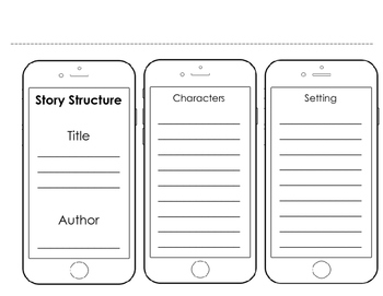 Story Structure iPhones
