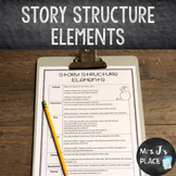 Story Structure student handout