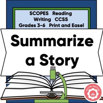 Summarizing A Story