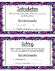 Story Summary Freebie! The first 3 steps to write a perfec